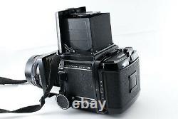 EXC +5 Mamiya RB67 Pro S + Sekor 127mm f3.8 lens + 120 Film Back Japan 7420
