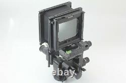 EXC+5 Sinar 4x5 Large Format Camera + Fujinon W 150mm f/5.6 Lens from JAPAN