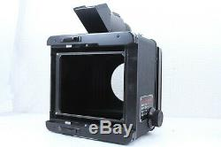 EXC+5 With CUT Film VINTAGE WISTA ID PHOTO BOX CAMERA 4x5 + 130mm F/5.6 Lens