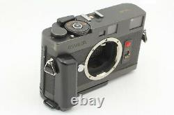 EXC 5 withGrip Minolta CLE Camera M-Rokkor 28mm f/2.8 Lens withhood from Japan#100