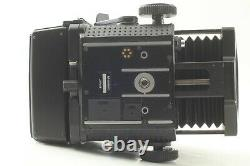 EXC+5 with 2 Lens Mamiya RZ67 Pro Film Camera Sekor Z 127mm & 180mm From JAPAN
