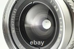EXC 5 with Finder HASSELBLAD SWC Biogon 38mm f/4.5 Lens A-12 II Film back Japan