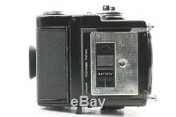 EXC+++ Bronica ETR-S Medium Format Film Camera withAE II & 75mm Lens Japan 1706