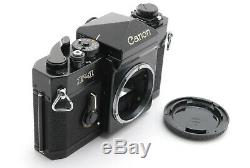 EXC+++Canon F-1 film Camera with New FD 50mm f1.4 Lens Strap from Japan #2383