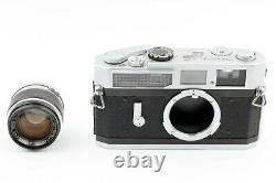 EXC++++ Canon Model 7 Rangefinder 35mm Film Camera with 50mm f1.8 Lens Frm JAPAN