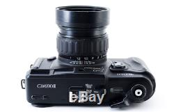 EXC+ Fuji Fujica Fujifilm GW 690 III Medium F with 90mm f/3.5 Lens from japan