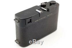 EXC+++++ Leitz Minolta CL Rangefinder with M Rokkor 40mm F2 Lens From JAPAN 1276