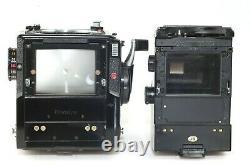 EXC+++++ Mamiya M645 1000S Medium Format with AE Finder + Sekor C 80mm f2.8 Lens