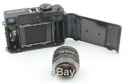 EXC++++ Mamiya New 6 Six Medium Format + G 75mm f/3.5 L Lens from Japan #G80