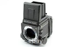 EXC++++ Mamiya RB67 Pro SD + K/L KL 127mm F/3.5 Lens 120 Film Back From JAPAN