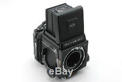 EXC+++Mamiya RB67 Pro S Medium Format with C 90mm f/3.8 Lens Hood Japan #1941