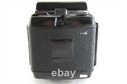 EXC++++Mamiya RB67 pro S Film Camera with sekor C 127mm f/3.8 Lens Japan #2985