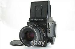 EXC+++Mamiya RB67 pro S film Camera with C 90mm f/3.8 Lens from Japan #3024