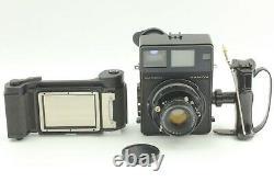 EXC+++++ Mamiya Universal Press + Sekor 100mm f/3.5 Lens 6x7 Back from JAPAN