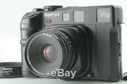 EXC++++New Mamiya 6 Rangefinder Film Camera G 75mm F3.5 L Lens from JAPAN 1577