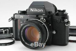EXC+++++Nikon F3HP Film Camera with Ai-S 50mm f1.4 Lens MF-14 Dateback etc #1886