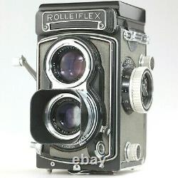 EXC+++++ Rolleiflex Rollei T TLR Camera Zeiss Tessar 75mm f3.5 Lens From JAPAN