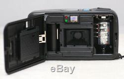 EXC YASHICA MINITEC SUPER AF 33mm f/3.5 Tessar-type lens film camera T4, T5