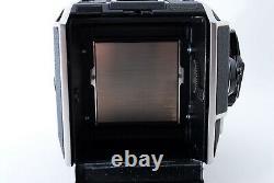 EXC+++++ Zenza Bronica EC Black 6x6 Nikkor P 75mm f/2.8 lens From JAPAN 1744