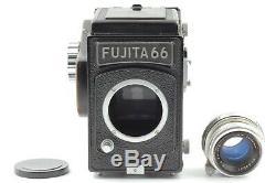 EX+++ FUJITA 66 SLR 66 Medium Format Film Camera with 80mm f3.5 Lens from JPN