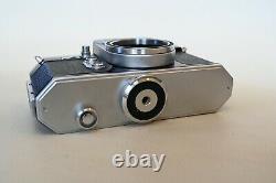 Edixa Reflex C Camera with RARE! Edixa Color Ennalyt 50mm f/1.9 Lens