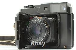 Exc5 Fuji Fujica GS645 Pro Medium Format Film Camera 75mm F3.4 Lens From JAPAN