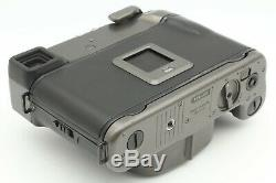 Exc5 Mamiya 7 Medium Format rangefinder camera N 80mm f/4 L Lens with Hood Japan