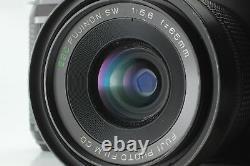 Exc+4 Count193 Fuji Fujifilm GSW690II Pro 65mm f/5.6 Lens from JAPAN