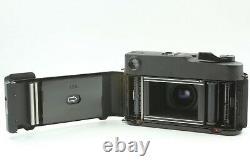 Exc+4 Fuji Fujifilm GSW690 III 6x9 Film Camera EBC SW 65mm f/5.6 Lens JAPAN