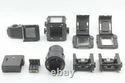 Exc+4 Mamiya RZ67 Pro + Sekor Z 250mm Lens +120, 220 Film Back Japan # 513
