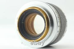 Exc+5 Canon P Rangefinder Film Camera 50mm F1.8 L39 Lens From JAPAN