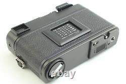 Exc+5 Minolta CLE 35mm Black Camera + M-Rokkor 40mm f2 Lens from japan #b01