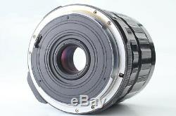 Exc+5 Pentax 6x7 67 Film Camera SMC T 75mm f/4.5 Lens with Grip From JAPAN #148