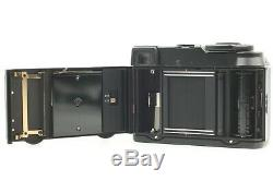 Exc+++++ Bronica RF645 Rangefinder Film Camera with 45mm F/4 Lens From JAPAN