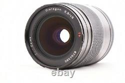 Exc +++++ CONTAX 645 with Carl Zeiss Distagon 45mm f/2.8 Lens from JAPAN 1588