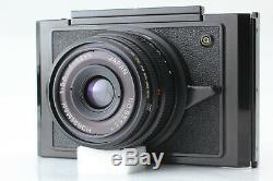 Exc+++++ HORSEMAN CONVERTIBLE with 62mm Lens, 6x9 8EXP, 6x7 10EXP FILM BACK KIT