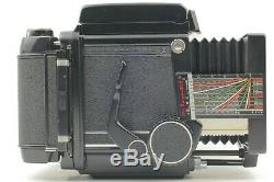 Exc++++ MAMIYA RB67 PRO S MF Film Camera with 127mm f3.8 Lens From JAPAN #399