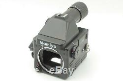Exc+++++ Mamiya 645E Film Camera with Sekor C 80mm f2.8 Lens from Japan #1240