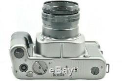 Exc +++ Mamiya 7 Medium Format with N 80mm f/4 L Lens from JAPAN 1034