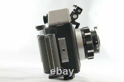 Exc++ Mamiya Press S 6x7 Camera with Tessar 105mm f/4.5 Lens from Japan #752