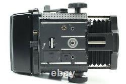 Exc+++ Mamiya RZ67 Pro + Sekor Z 65mm f/4 Lens + 120 Film Back Japan # 478