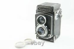 Exc Minolta Minoltacord Medium Format TLR Camera withPROMARS III 75mm f3.5 #2560
