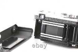 Exc +++++ Nikon S3 Rangefinder with NIKKOR-S 5cm f/1.4 Lens from JAPAN 1553