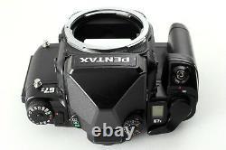 Exc+++++ Pentax 67II Medium Format SLR Film Camera with 105mm lens from Japan