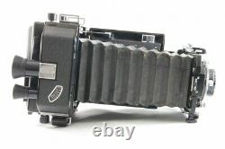 Exc++ Topcon Horseman 985 Rangefinder Camera withTOPCOR 75mm F5.6 from Japan #1402