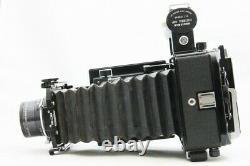 Exc++ Topcon Horseman VH Medium Format Film Camera withTOPCOR PT 180mm F5.6 #2187