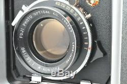 Exc +++ WISTA 45 Field Camera with FUJINONW 180mm f/5.6 Lens from JAPAN 022