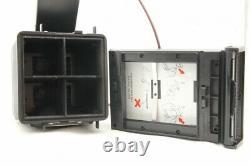 Exc++ WISTA FL 8560-S 4 Lenses Reflex Large Format Camera withFuji Instax Back