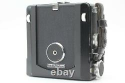 Exc++++Wista 45 SP 4x5 Large Format Camera + CM Fujinon 150mm Lens From JAPAN