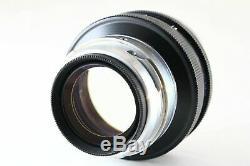 Exc withBox Nikon SP 35mm Rangefinder Film Camera, NIKKOR-S 50mm f/1.4 Lens 5647